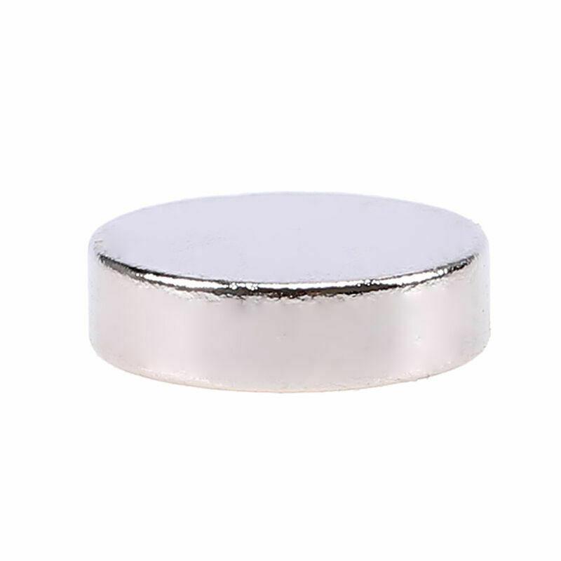 miniatuur 11 - Hot-Sales-N52-Super-Strong-Cylinder-Disc-Magnets-8-x-3mm-Rare-Earth-Neodymium