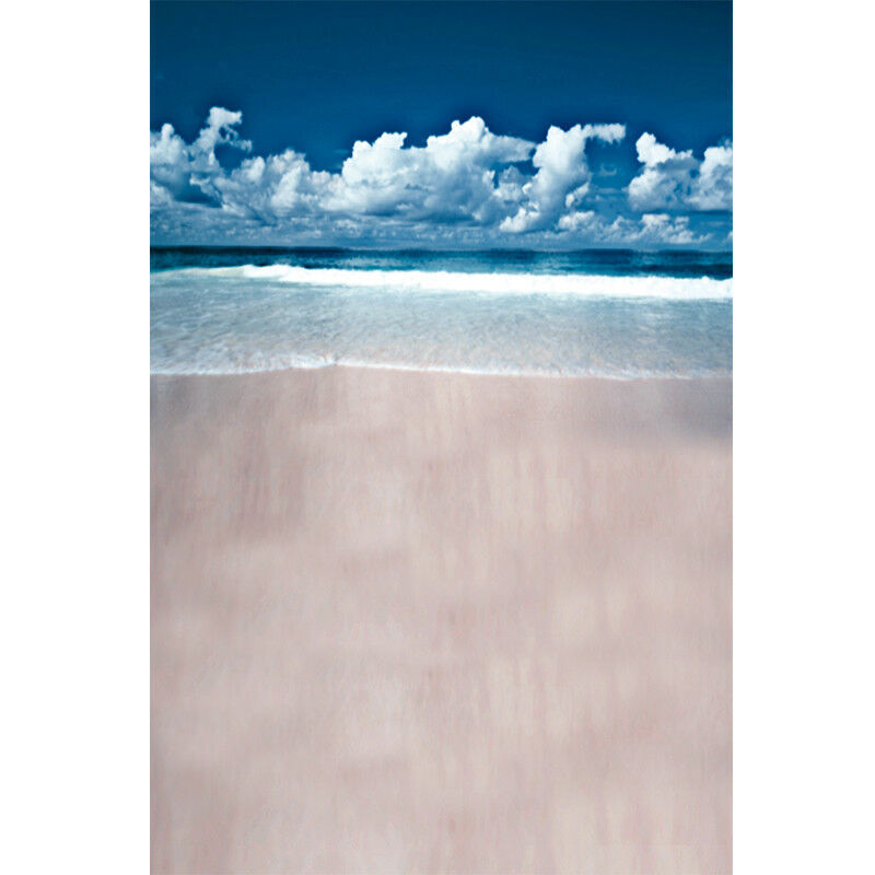 UK Photography Backdrop Seaside Scenery Background Studio Photo Prop 3x5ft 5x7ft