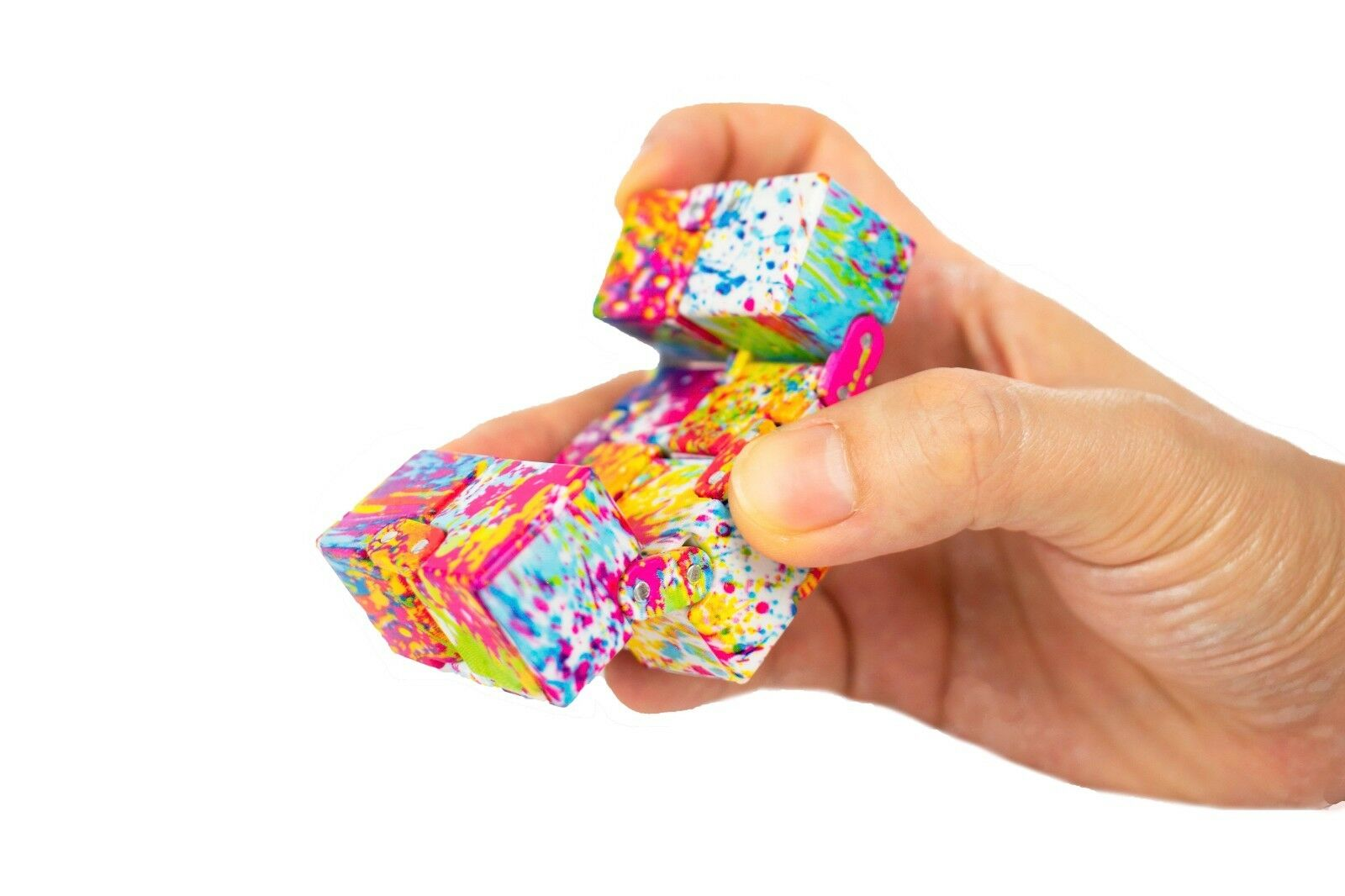 Sensory-Infinity-Cube-Stress-Fidget-Toys-for-Autism-Anxiety-Relief-Kids-Adult-UK thumbnail 16