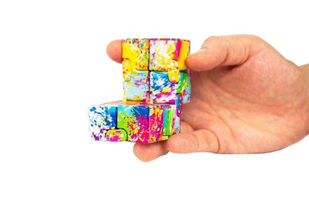 Sensory-Infinity-Cube-Stress-Fidget-Toys-for-Autism-Anxiety-Relief-Kids-Adult-UK thumbnail 13