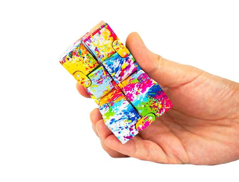 Sensory-Infinity-Cube-Stress-Fidget-Toys-for-Autism-Anxiety-Relief-Kids-Adult-UK thumbnail 15