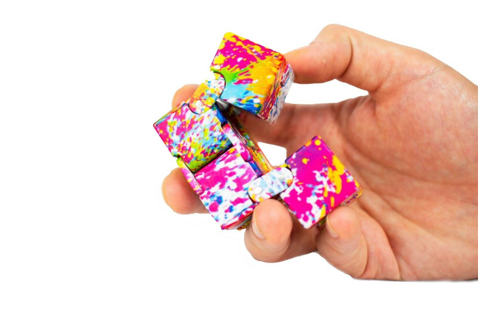 Sensory-Infinity-Cube-Stress-Fidget-Toys-for-Autism-Anxiety-Relief-Kids-Adult-UK thumbnail 12