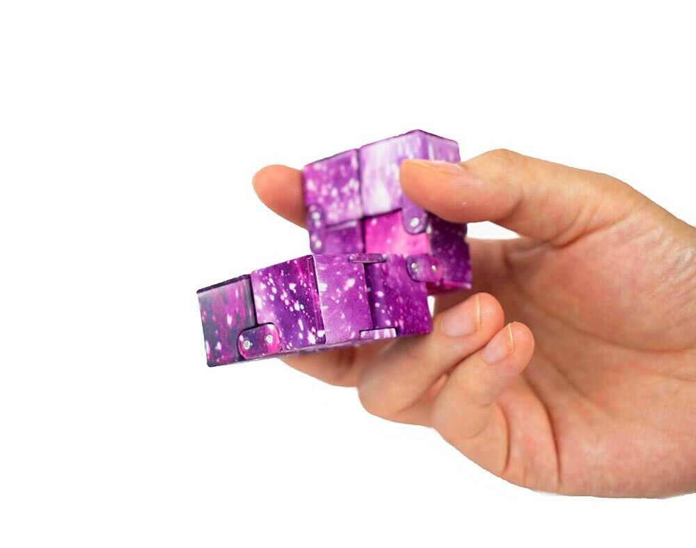Sensory-Infinity-Cube-Stress-Fidget-Toys-for-Autism-Anxiety-Relief-Kids-Adult-UK thumbnail 29