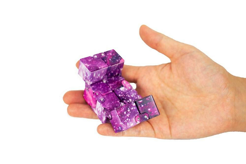 Sensory-Infinity-Cube-Stress-Fidget-Toys-for-Autism-Anxiety-Relief-Kids-Adult-UK thumbnail 25