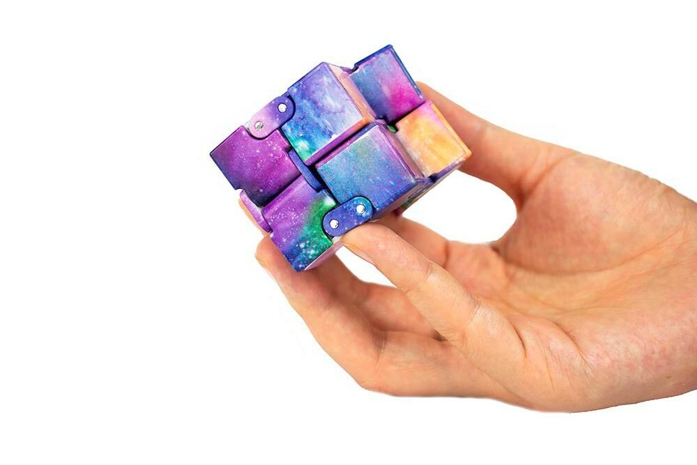 Sensory-Infinity-Cube-Stress-Fidget-Toys-for-Autism-Anxiety-Relief-Kids-Adult-UK thumbnail 38