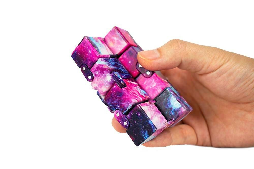 Sensory-Infinity-Cube-Stress-Fidget-Toys-for-Autism-Anxiety-Relief-Kids-Adult-UK thumbnail 49