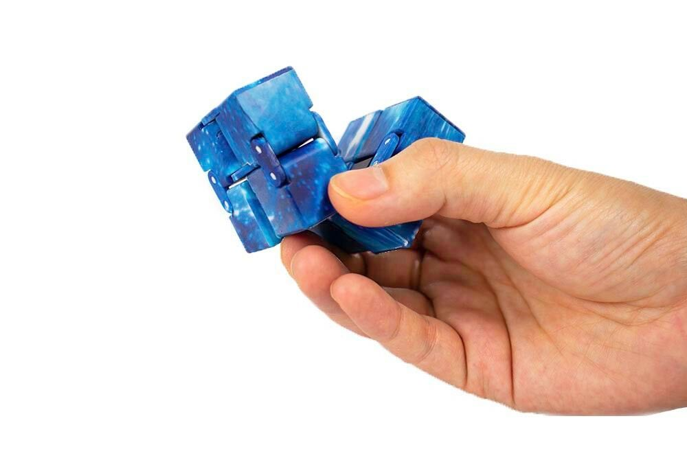 Sensory-Infinity-Cube-Stress-Fidget-Toys-for-Autism-Anxiety-Relief-Kids-Adult-UK thumbnail 63