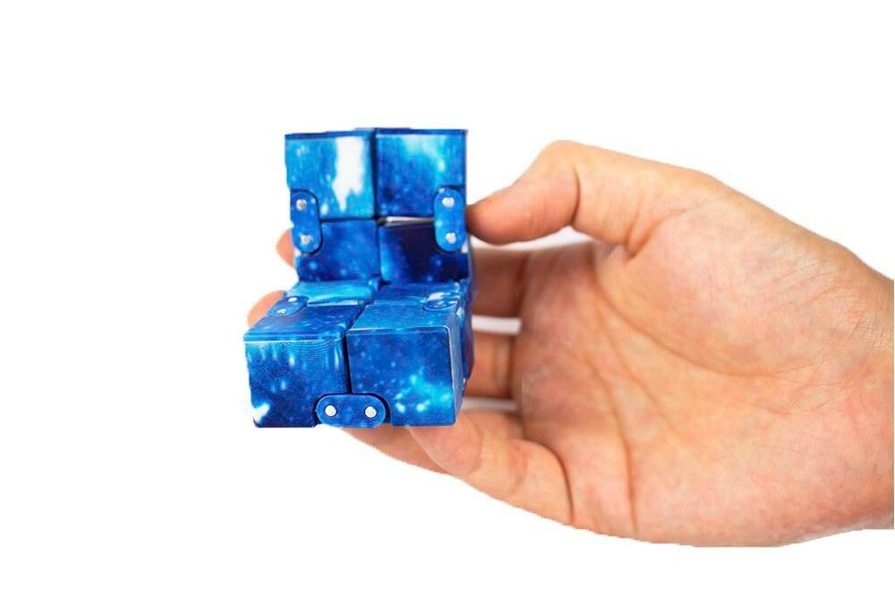 Sensory-Infinity-Cube-Stress-Fidget-Toys-for-Autism-Anxiety-Relief-Kids-Adult-UK thumbnail 60