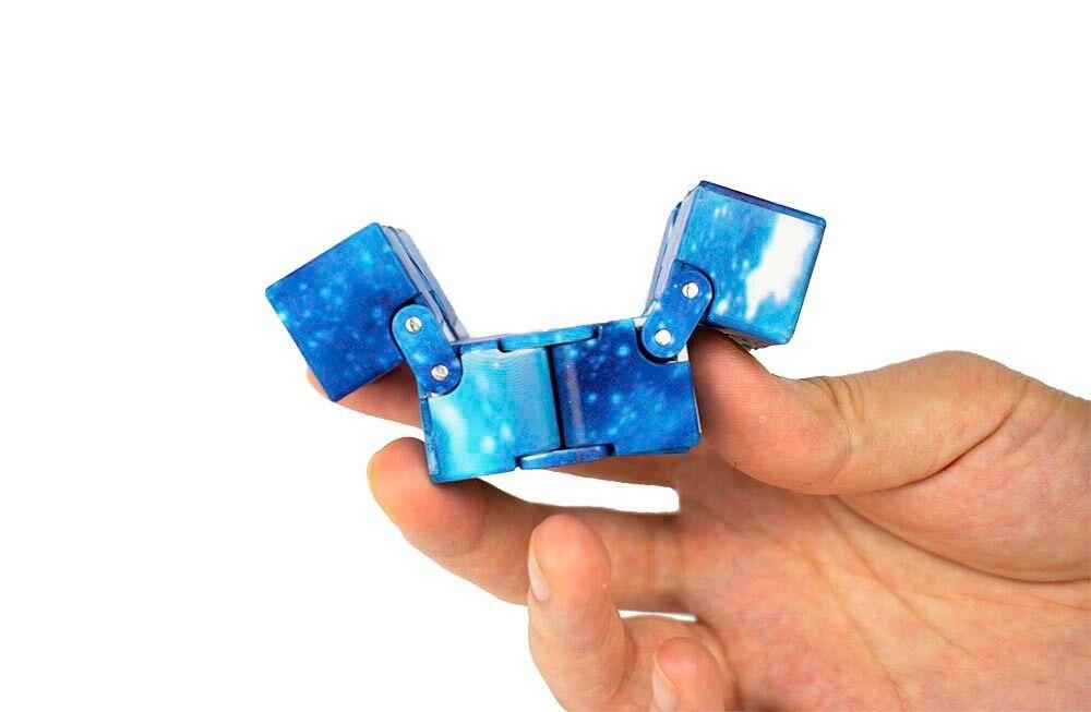 Sensory Infinity Cube Stress Fidget Toys for Autism ...