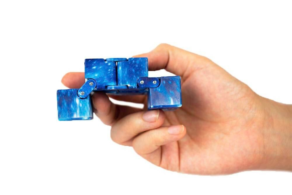 Sensory-Infinity-Cube-Stress-Fidget-Toys-for-Autism-Anxiety-Relief-Kids-Adult-UK thumbnail 61