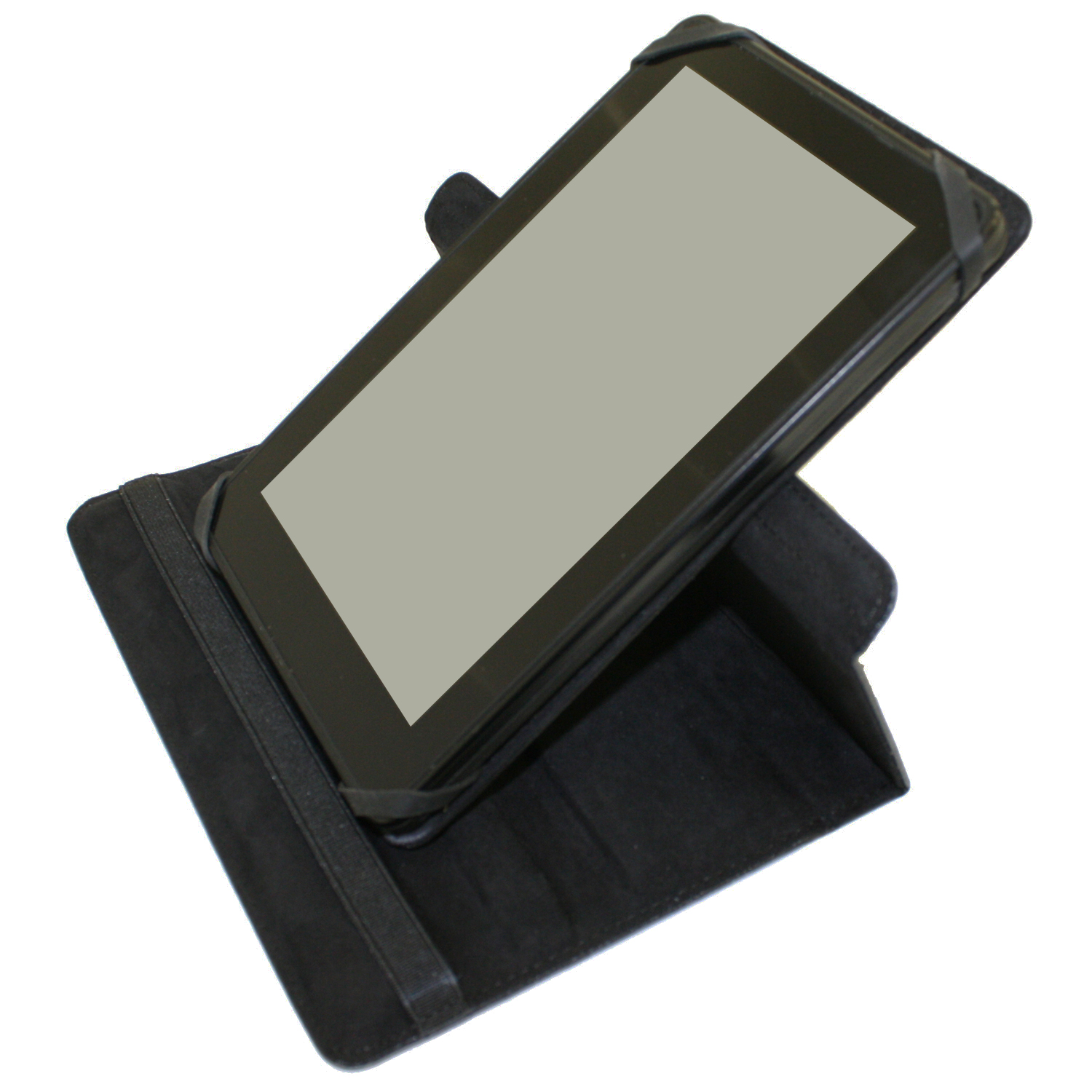 Police-Lineup-of-Naughty-Bad-Cats-Universal-Leather-Case-For-Hipstreet-Tablets miniatuur 10