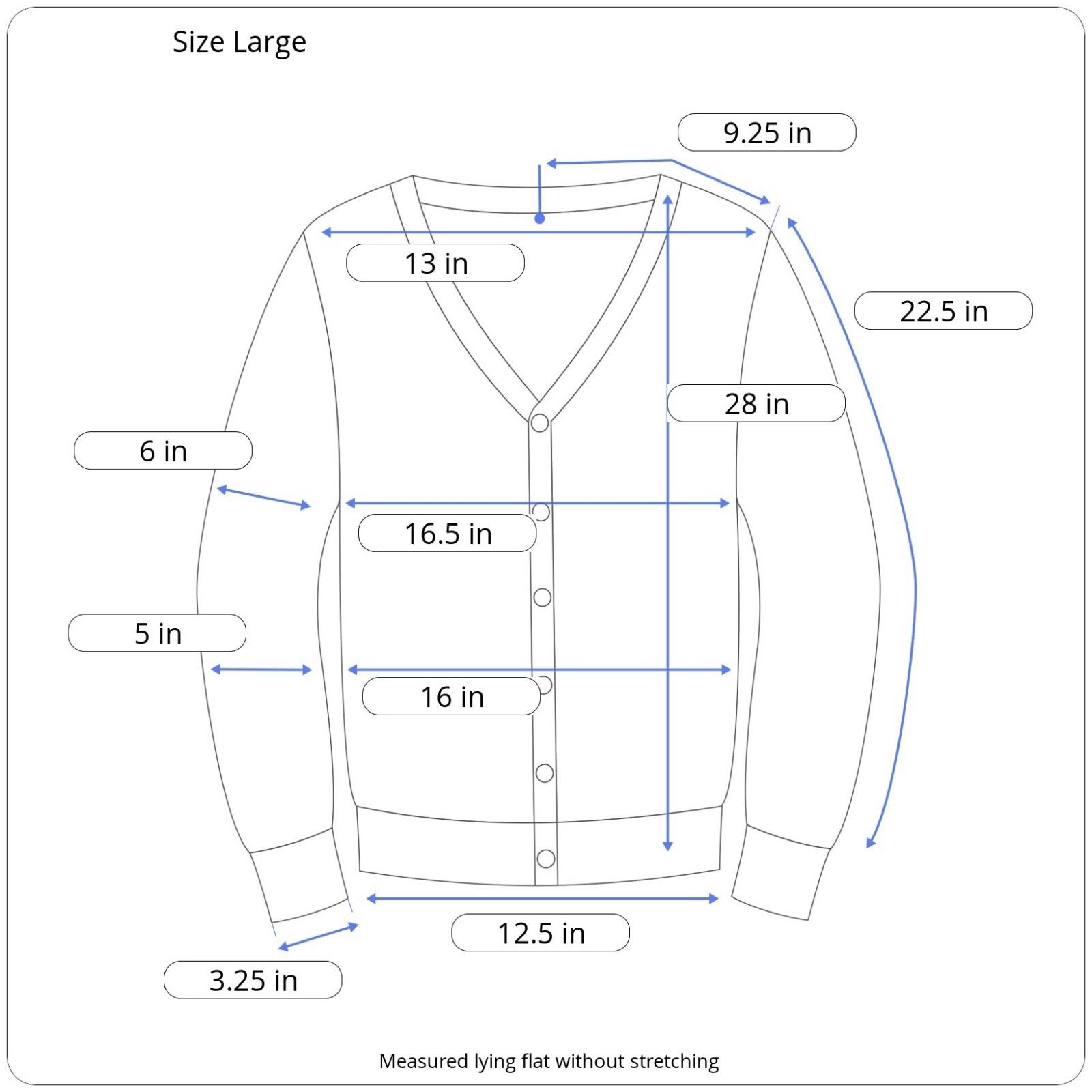 Women-039-s-Cardigan-Long-Sleeve-Open-Front-Draped-Sweater-Rib-Banded-w-Pockets thumbnail 32