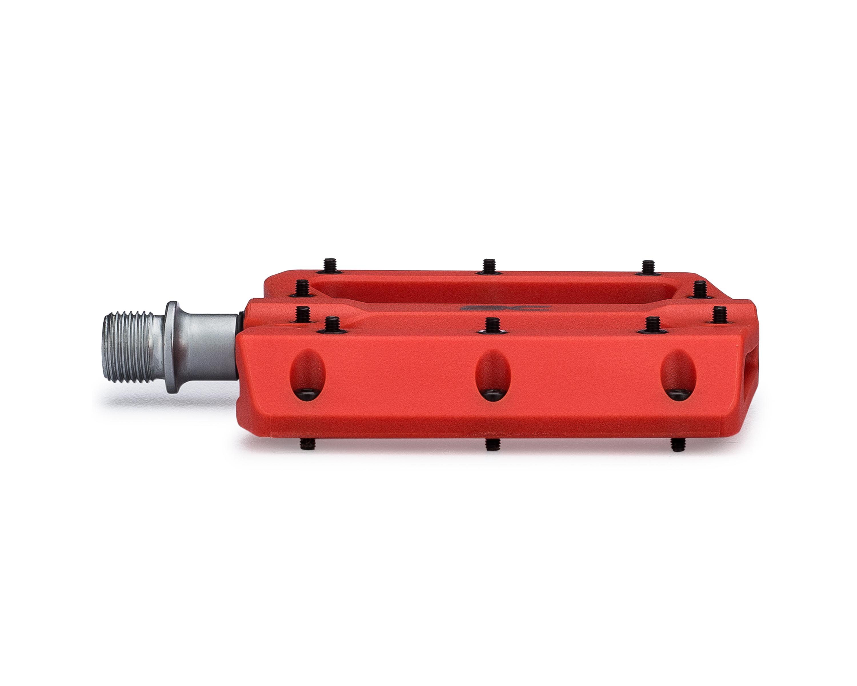 25Nine-Lightweight-Thermoplastic-Bike-Pedals-Wide-Flat-MTB-BMX-Platform thumbnail 29