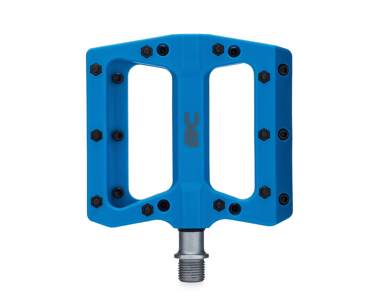 25Nine-Lightweight-Thermoplastic-Bike-Pedals-Wide-Flat-MTB-BMX-Platform thumbnail 11