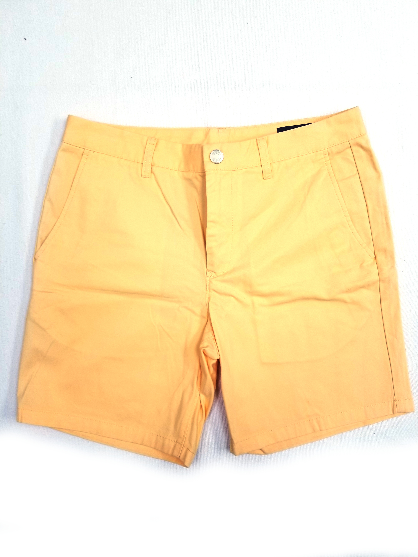 New Mens Bonobos Shorts size 32 khaki tan beige patterned pockets