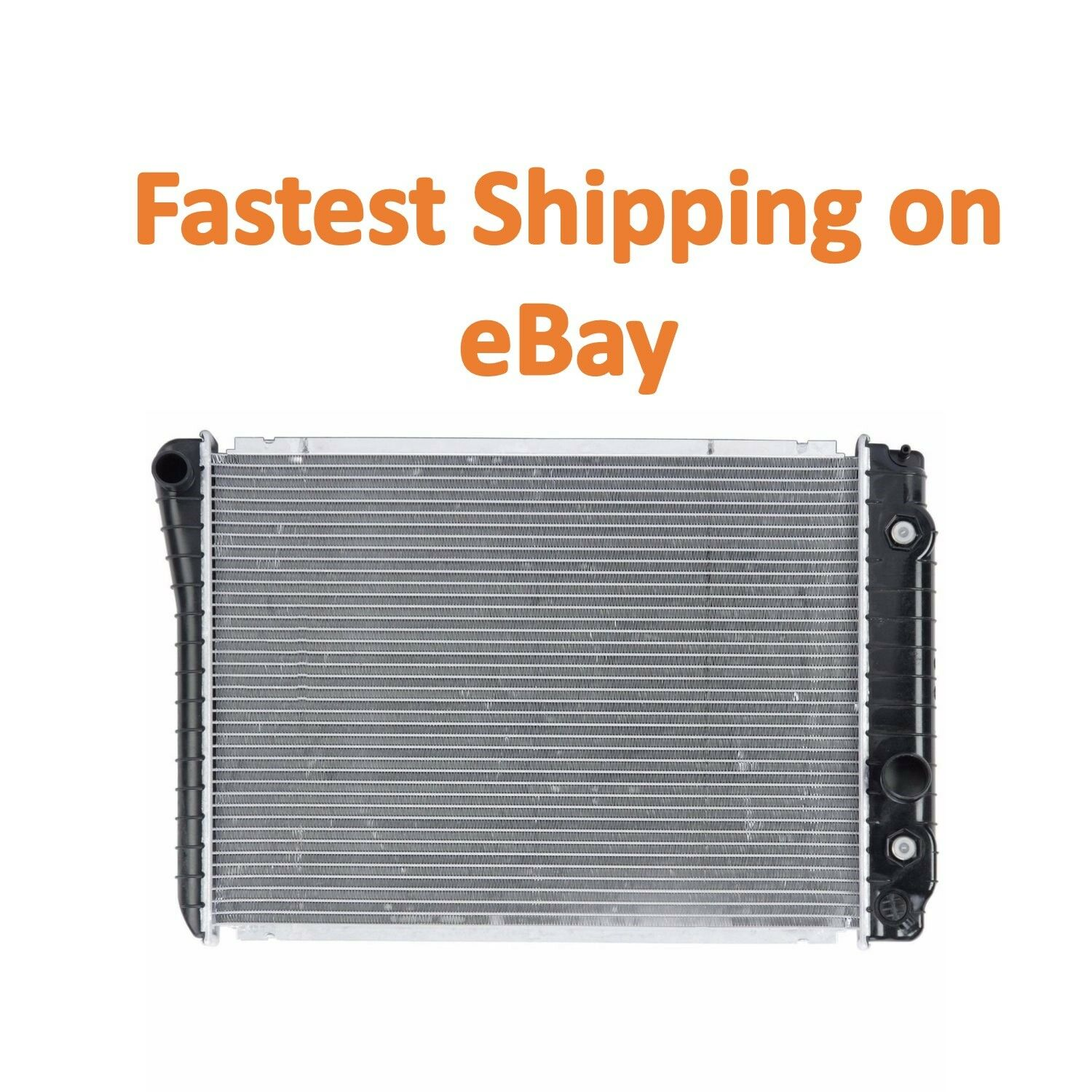 GM3010190 Radiator for 89-96 Chevrolet Corvette
