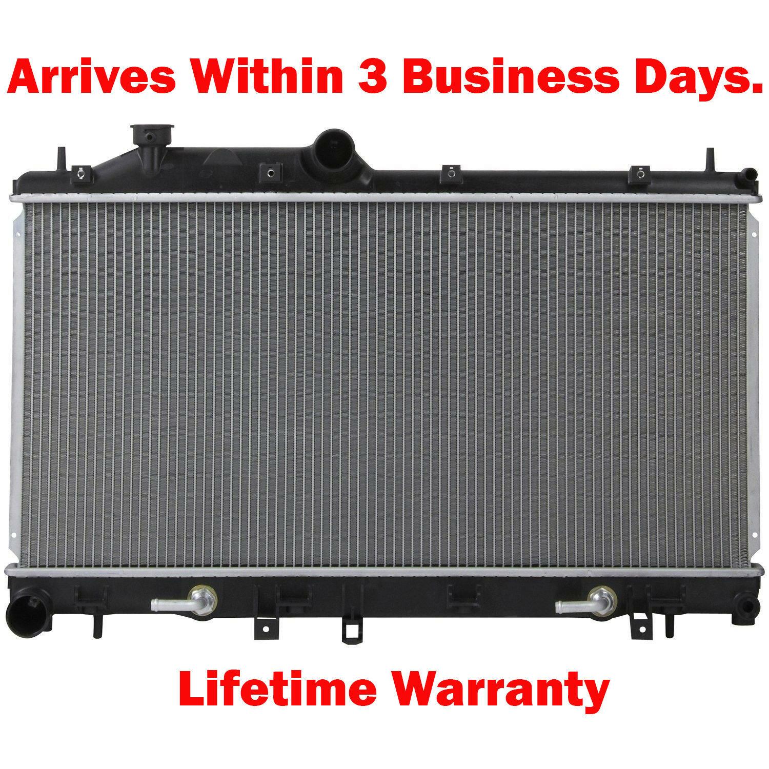 Radiator For Subaru Forester 2009-2013 2.5 H4