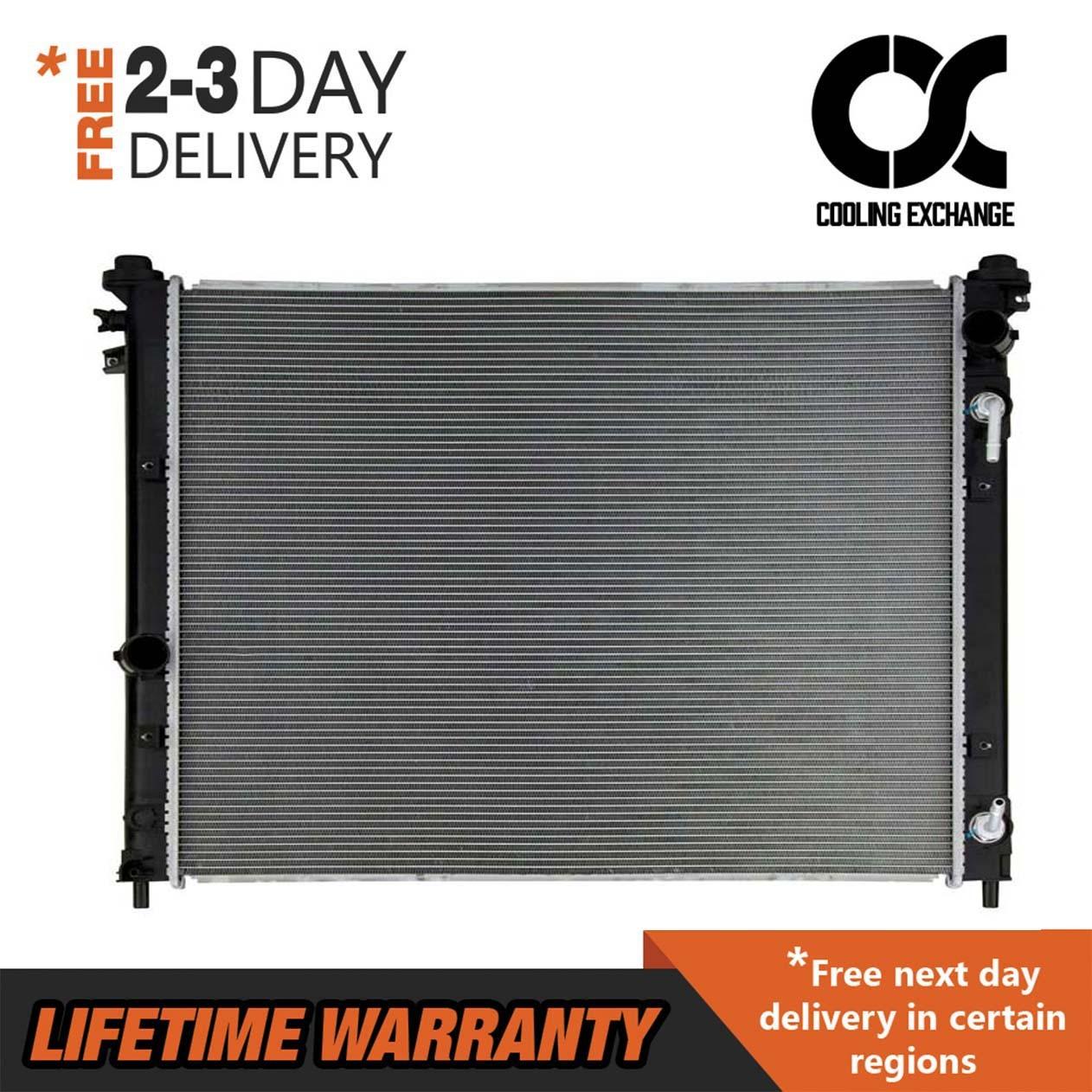 Radiator For Cadillac SRX 2007 -2009 V6 V8 3.6 4.6 | eBay