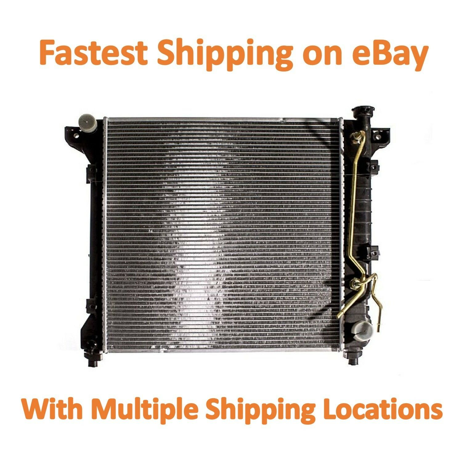 New Radiator 1905 For Dodge Dakota 1997