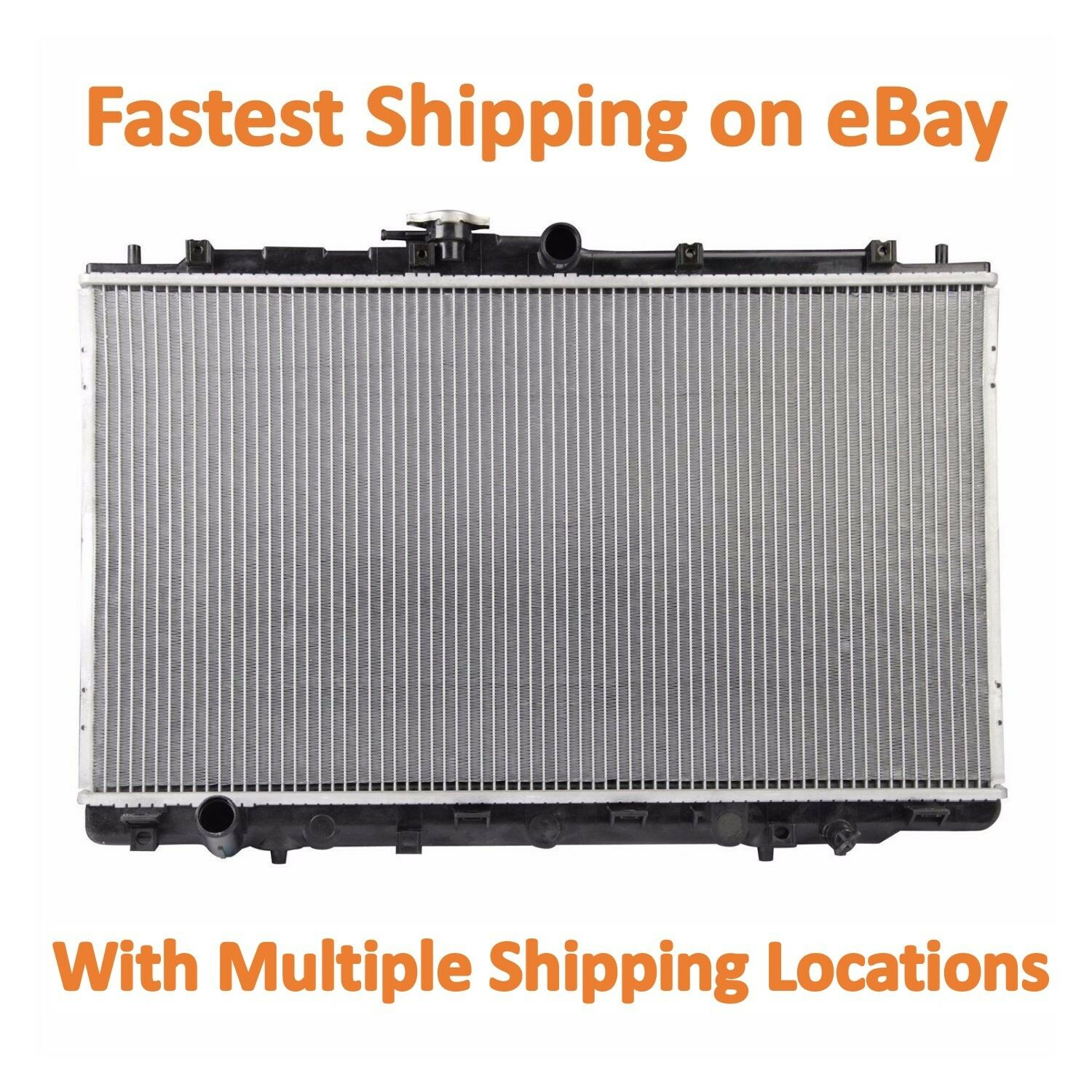 New Radiator 2431 Fits Acura CL 2001-2003 TL 2002-2003 3.2
