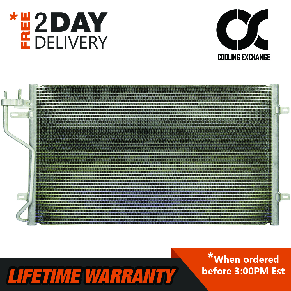 AC Condenser For Jeep Liberty 3.7 2.4 3058