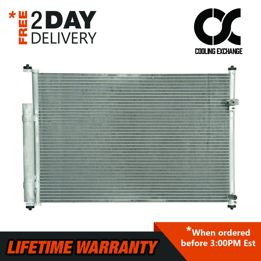 CARENS 06-12 OEM:976061D110 Condenser AC Fits KIA RONDO 07-08 I4-2.4L, V6-2.7L