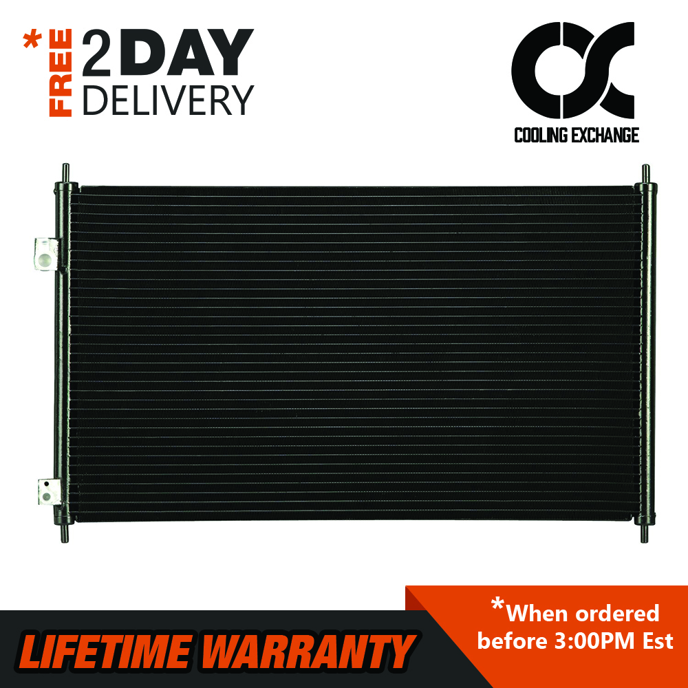 4977 Condenser For Honda Civic 01-05 Acura EL 01-05 1.7 L4