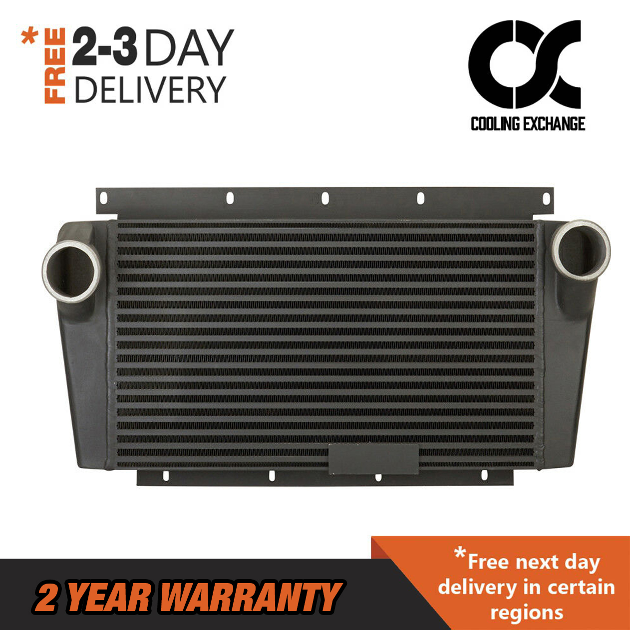 International// Navistar// BLUEBIRD BUS 3000-4000 SERIES Charge air cooler