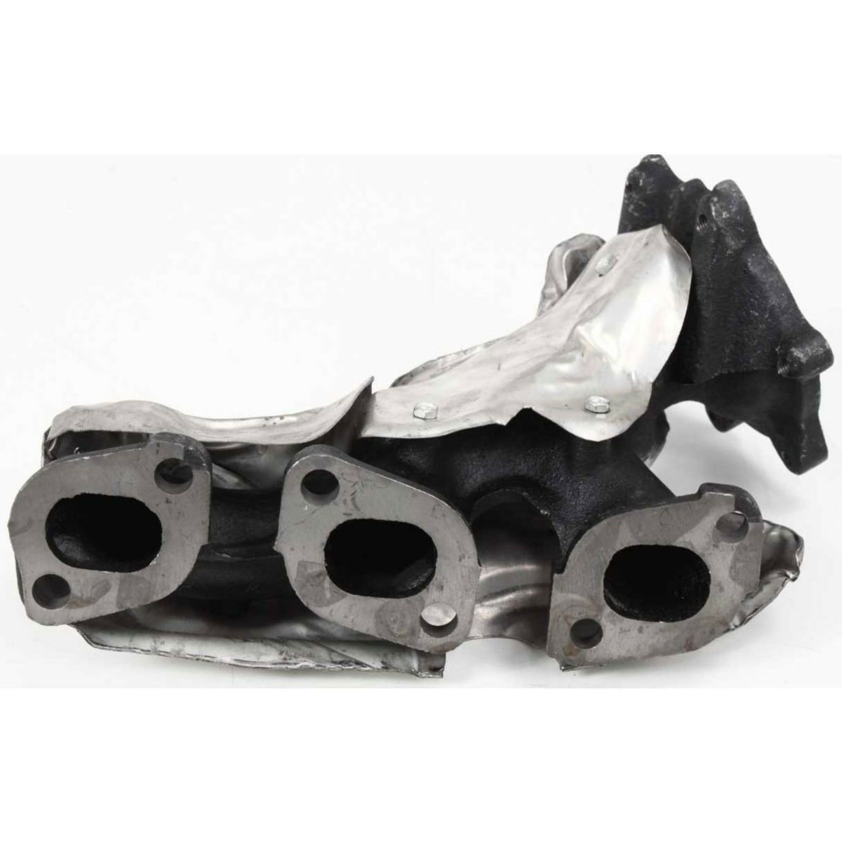 NEW For Porsche 911 Pair Set of 2 Exhaust Mufflers Strap OE Supplier 90111115704
