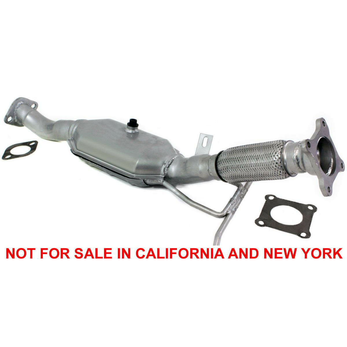 Fits 2001 2002 2003 2004 2005 2006 2007 Volvo S60//V70 2.4L Catalytic Converter