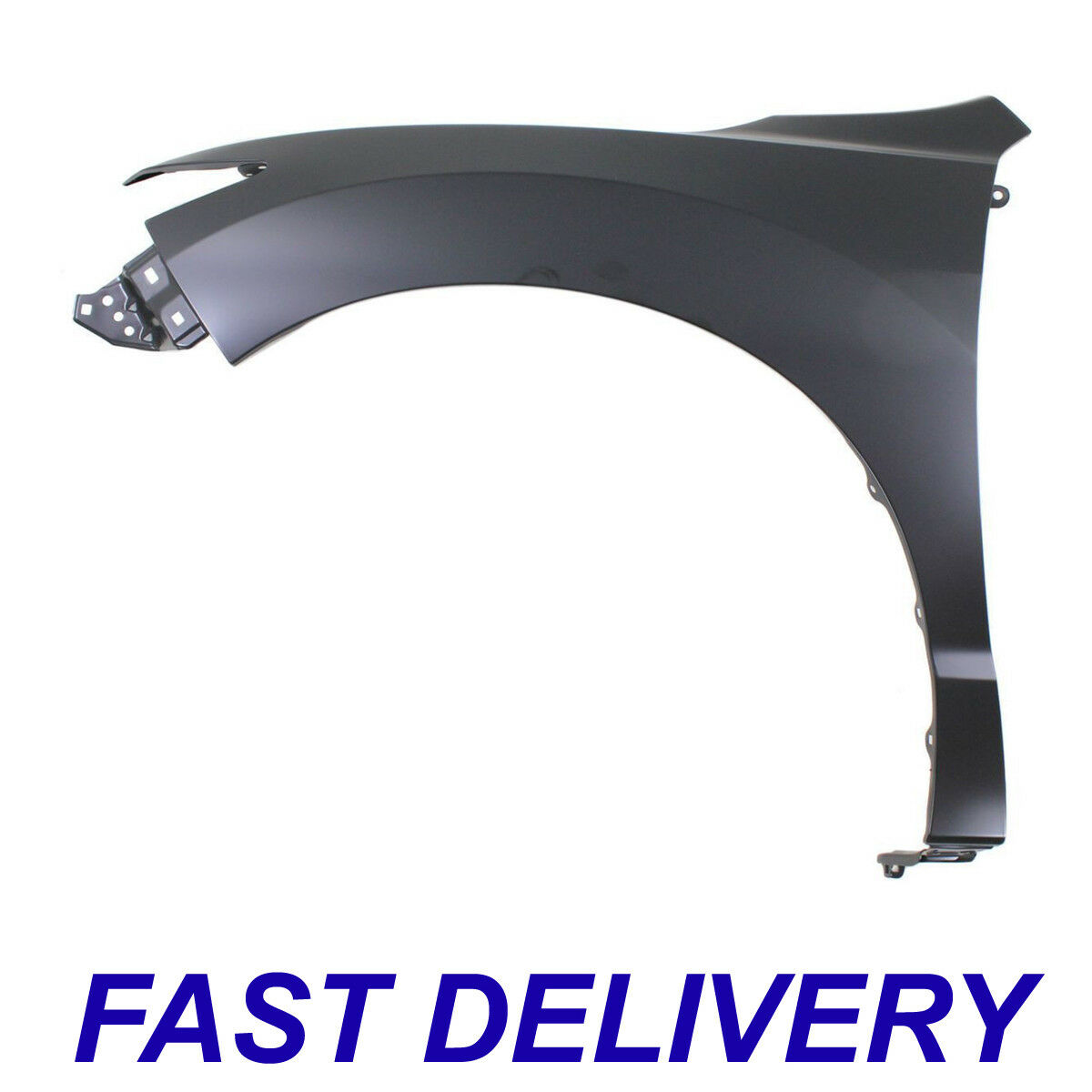 New Front Driver Side Steel Fender Fits 2013-2018 Acura