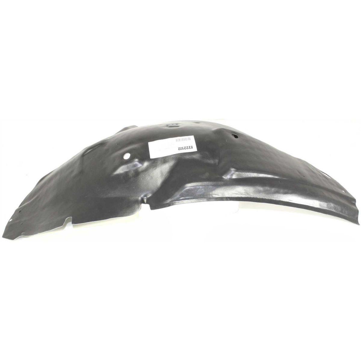 CH1249156 New Splash Shield Fender Liner Front Passenger Right Side RH Hand