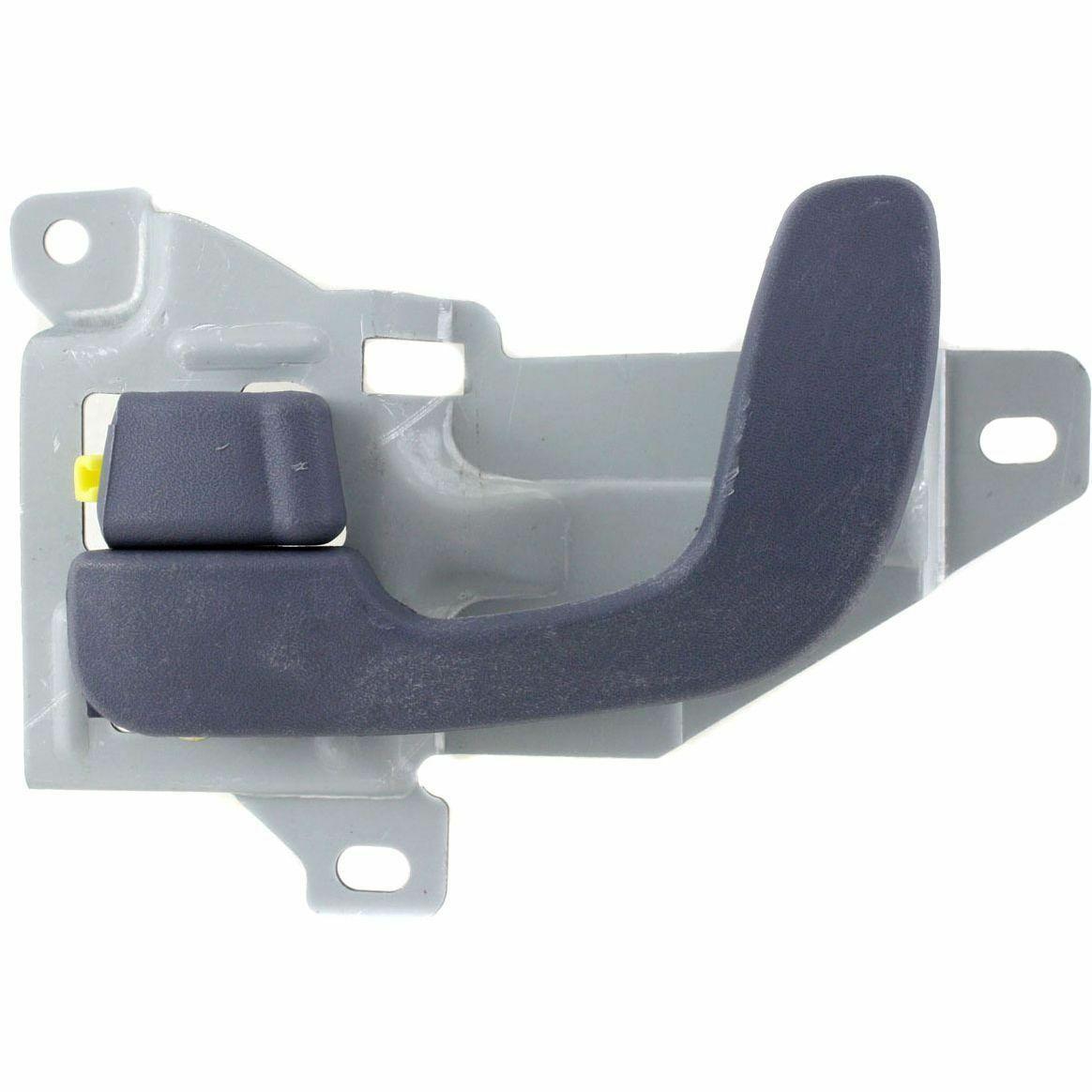 New Front LH Side Plastic Gray Interior Door Handle Fits Kia Rio Rio5 KI1352103