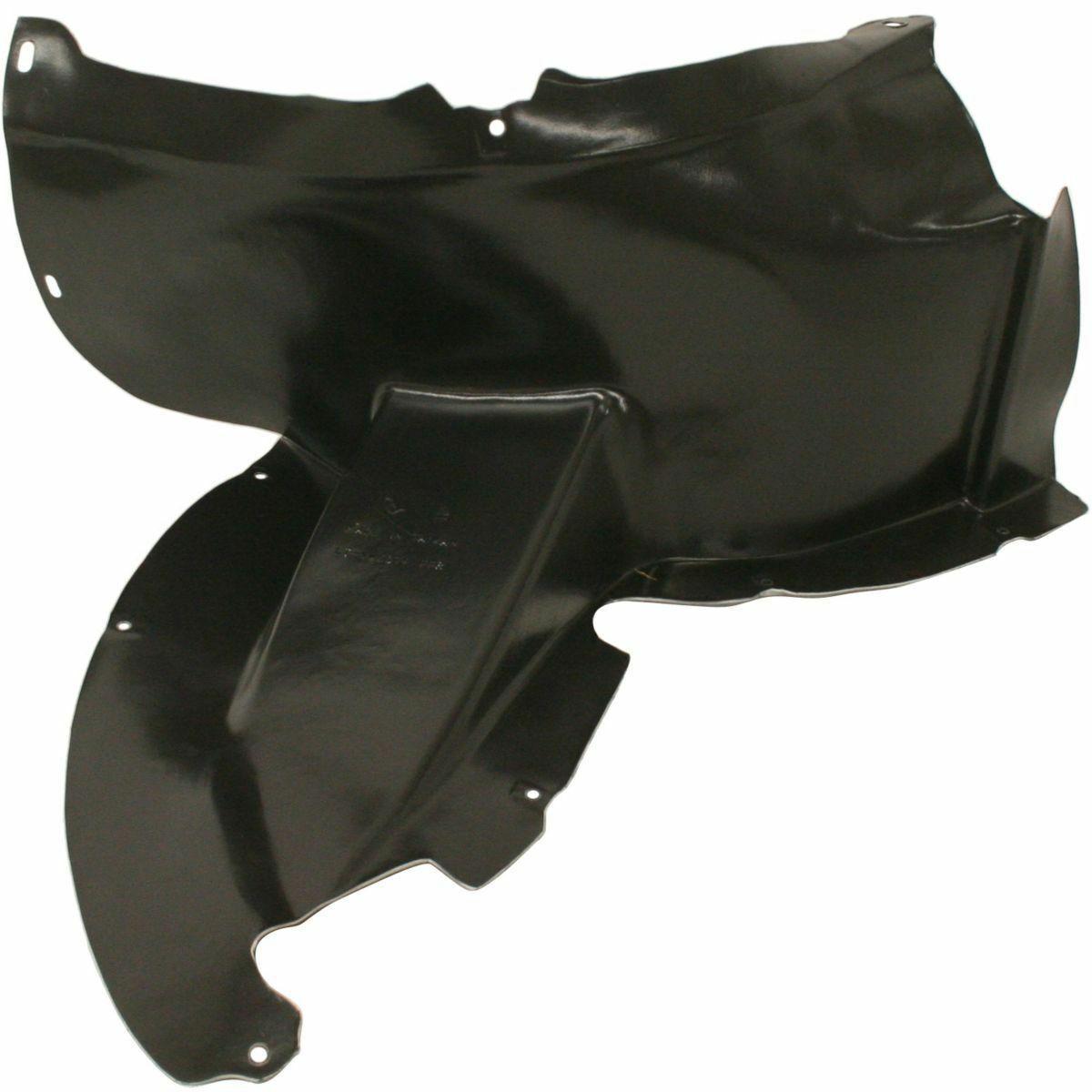 RH Side Front Inner Fender Splash Shield Rear Section Fits Passat CC VW1249110