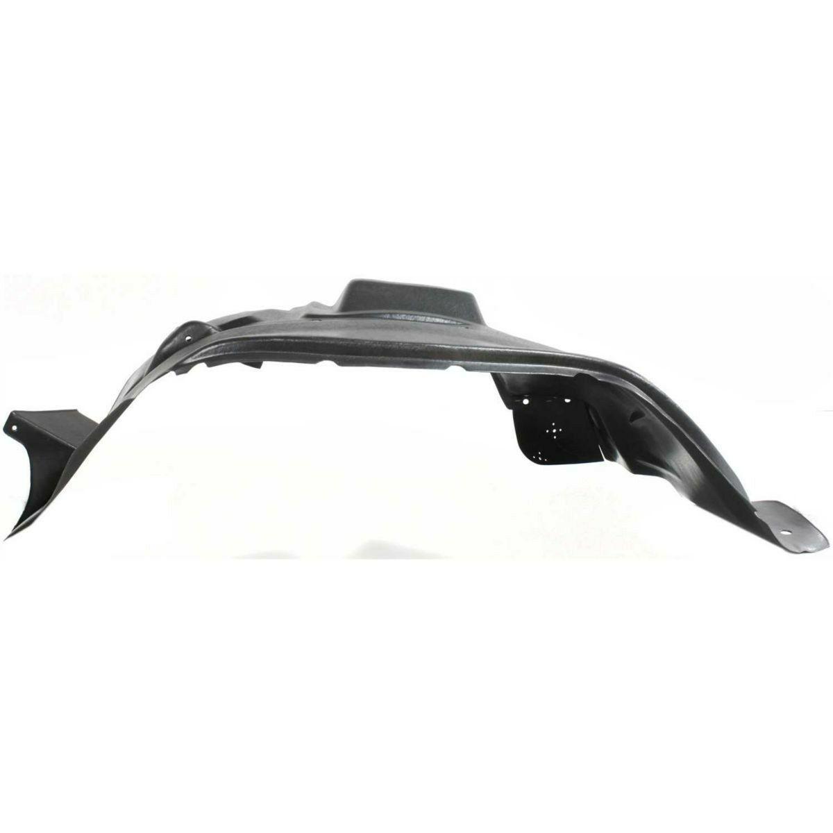New RH Side Front Inner Fender Splash Shield Liner Fits Toyota Corolla TO1249162