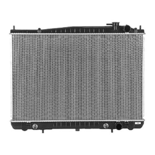 New Radiator With Supercharger Fits Frontier Xterra 3.3L V6 Engine RAD2409