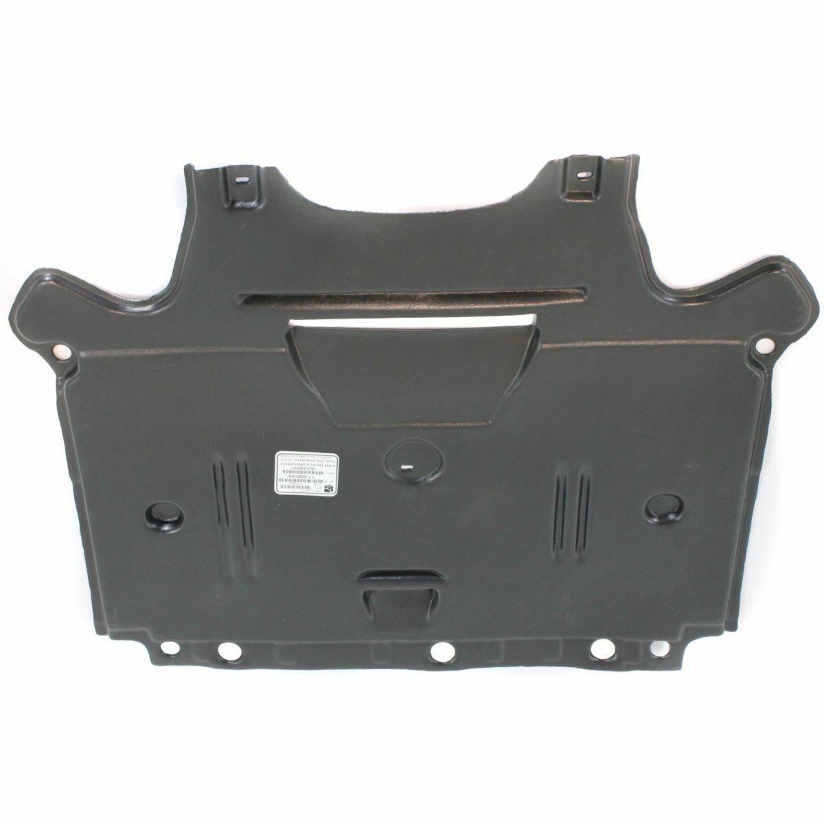 Rear Engine Splash Shield For 2009 Audi A4 Quattro 2009-2012 Q5