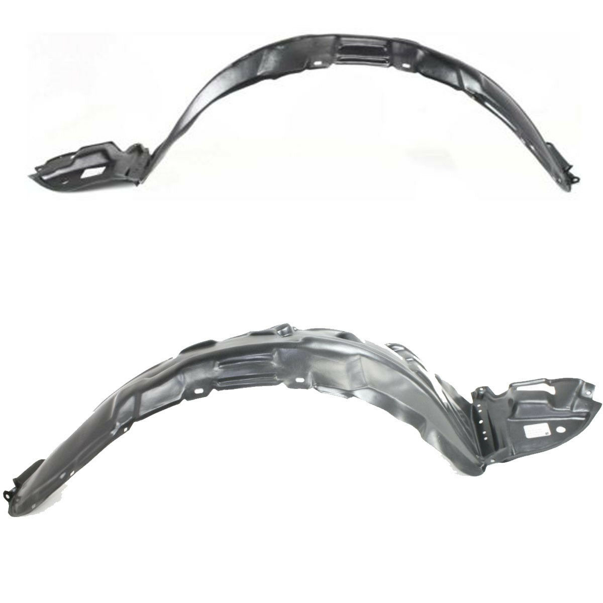 New Front Set of 2 LH /& RH Side Fender Fits Toyota Camry