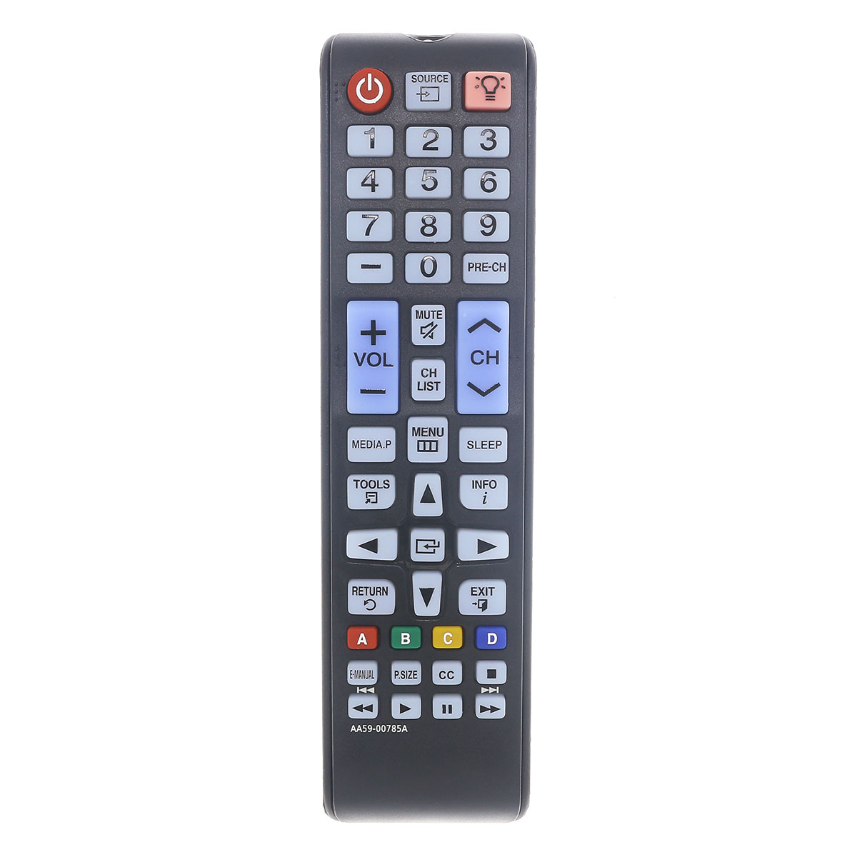 New Replacement TV Remote Control For Samsung Television PN51F4500AF