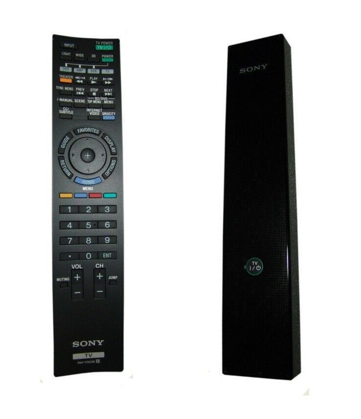 KDL-40R350B KDL50R450A OEM Sony Remote Control Originally Shipped With: KDL40R350B KDL-32R300B KDL32R300B KDL-50R450A