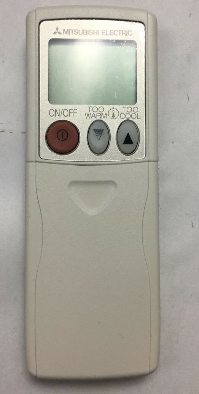 Details about NEW Mitsubishi Electric Mr Slim MSH-30SV MSH-30TV Air  Conditioner Remote