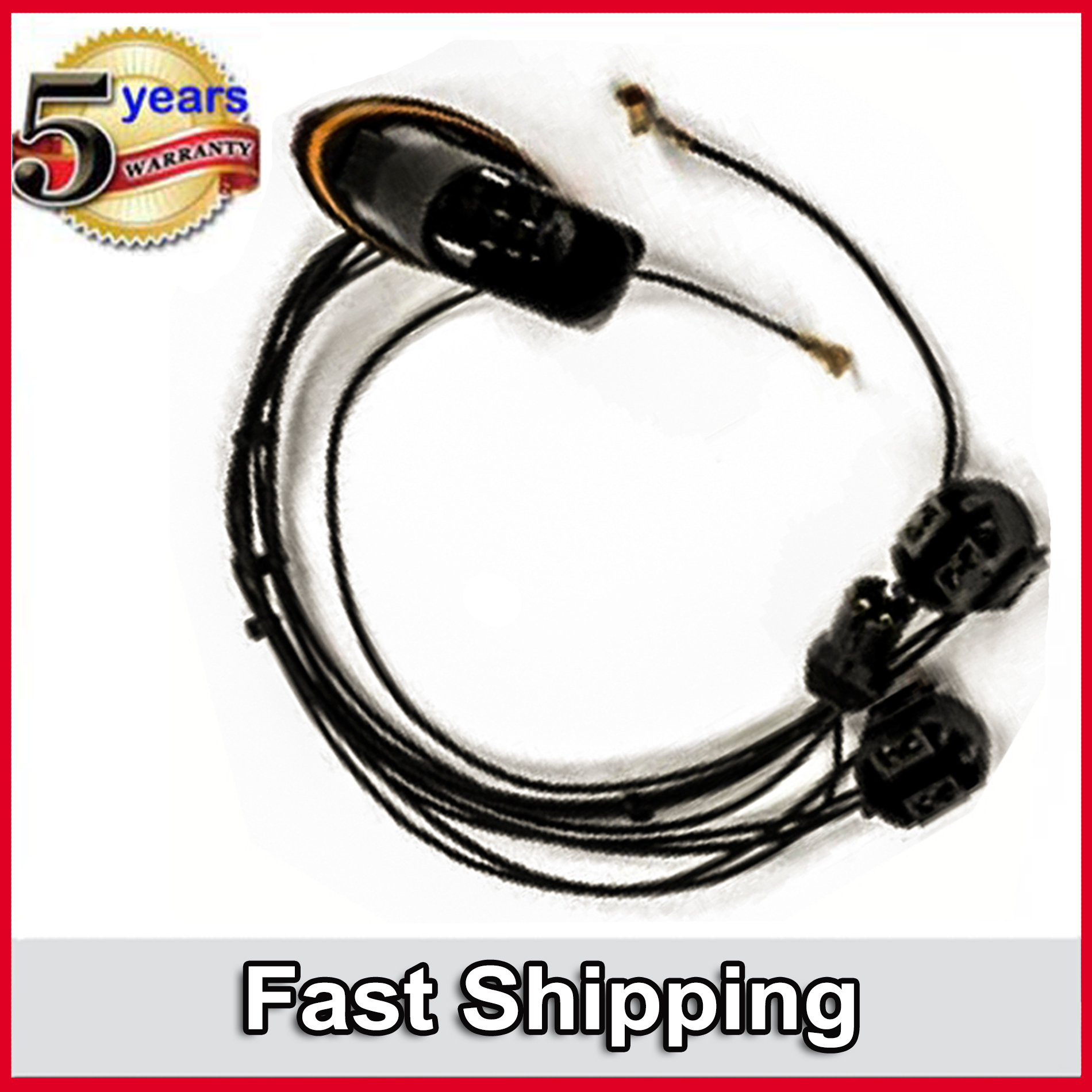 Headlight Wiring Harness Left Driver For Mercedes W204