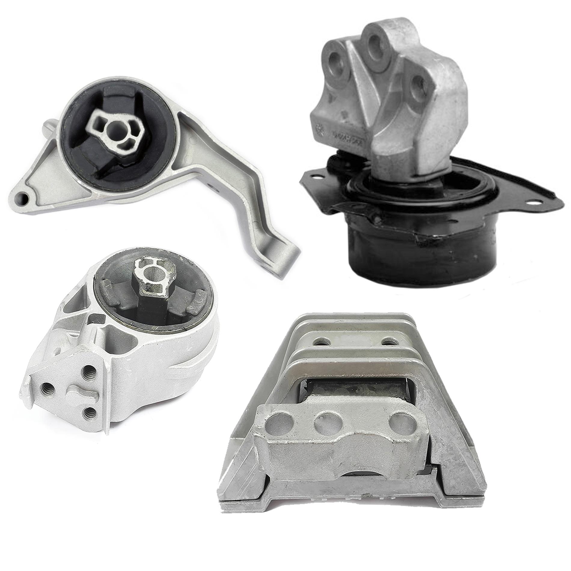 Engine Trans Left Motor Mount 3081 For Chevrolet Cobalt Pontiac G5 Saturn Ion