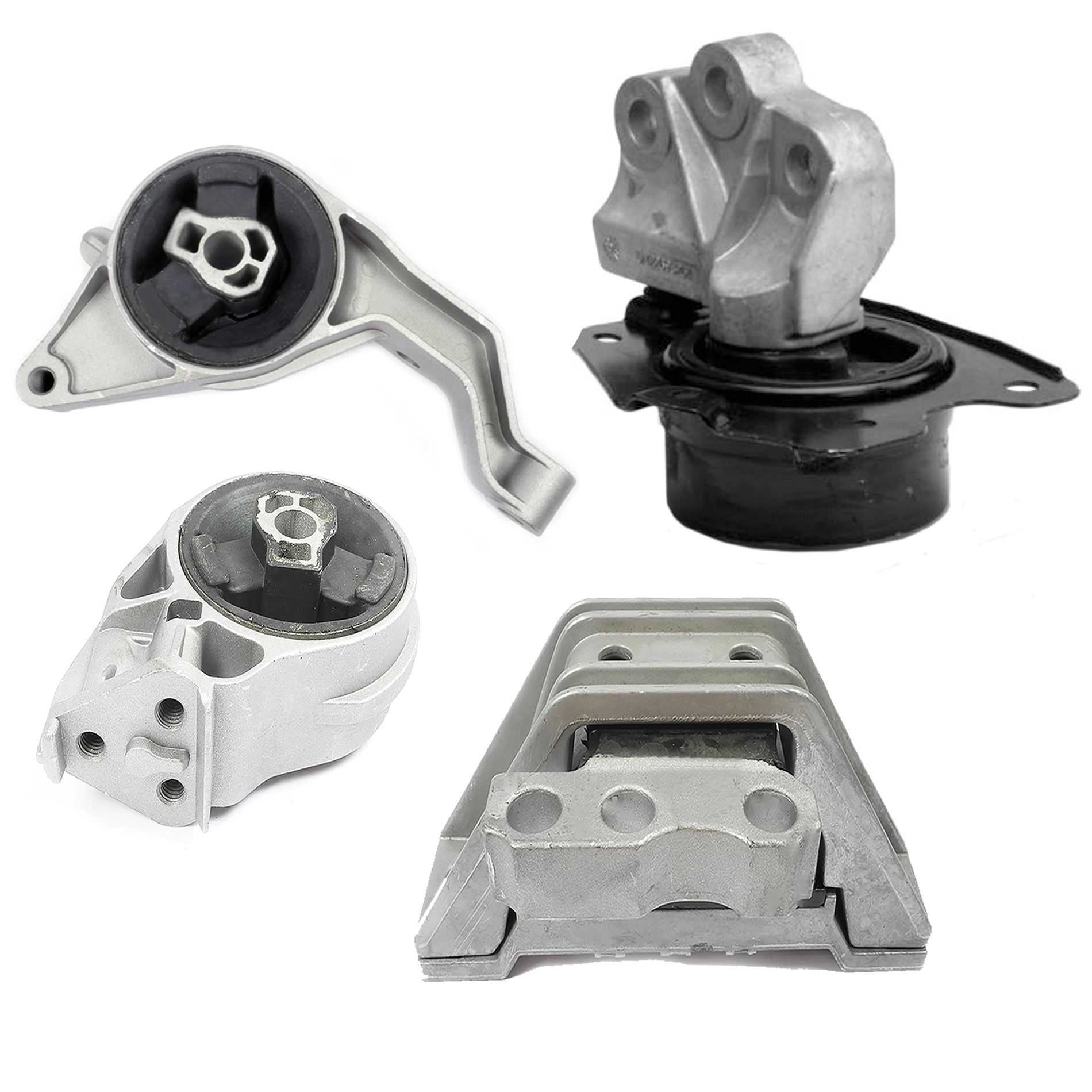 5385 5374 Set Engine Motor /& Trans Mount For Pontiac G5 Chevrolet HHR Saturn Ion