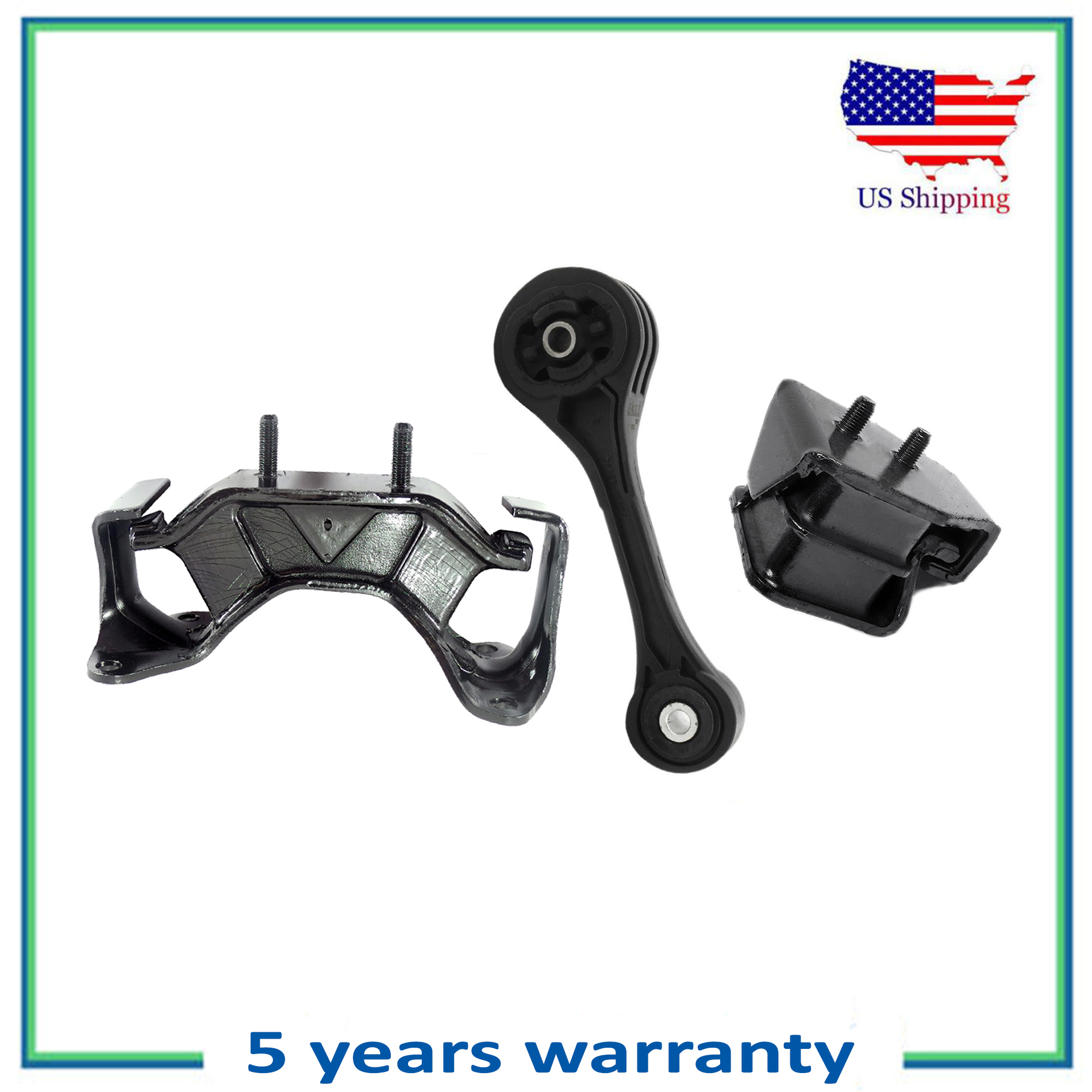 2.5L Forester 2.0L Front Right Engine Motor Mount 2012-2015 for Subaru Impreza