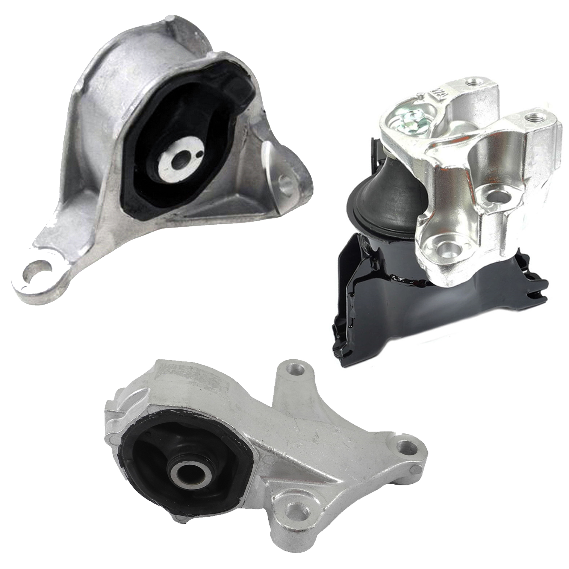 A65055 Front Engine Motor Mount Fits 12-14 HONDA CRV 2.4L
