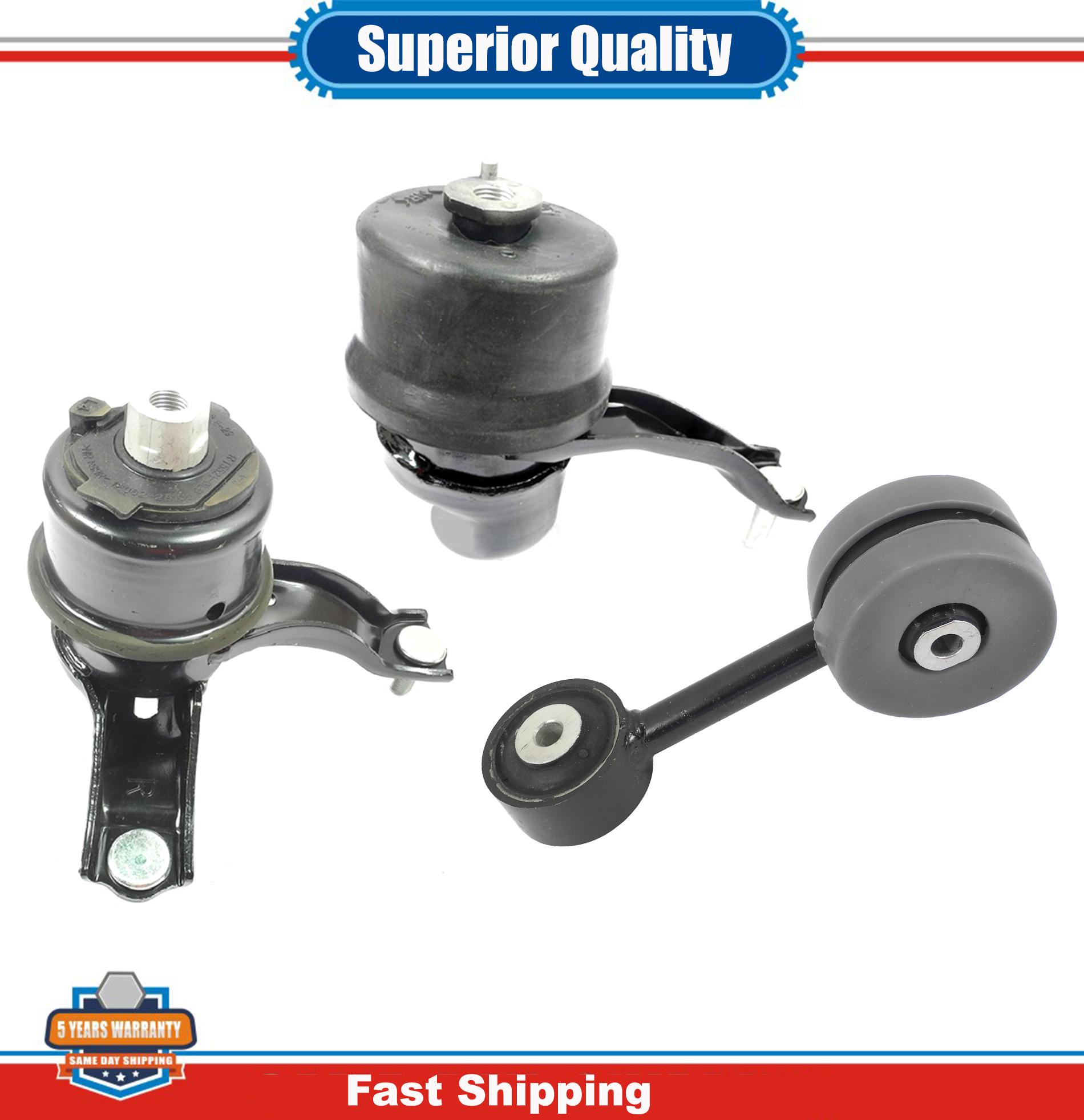For 04-07 Toyota Highlander 2.4 2WD Torque Strut Engine Motor Mount 4240