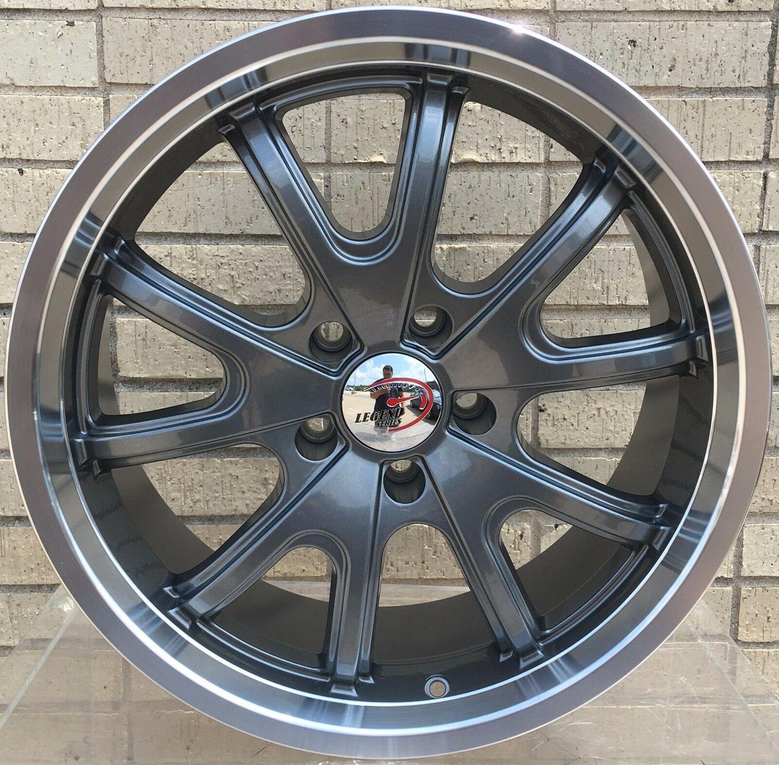 """4 Wheels Rims 18"""" Inch For Cadillac XTS CT6 CTS ATS V CTS"""