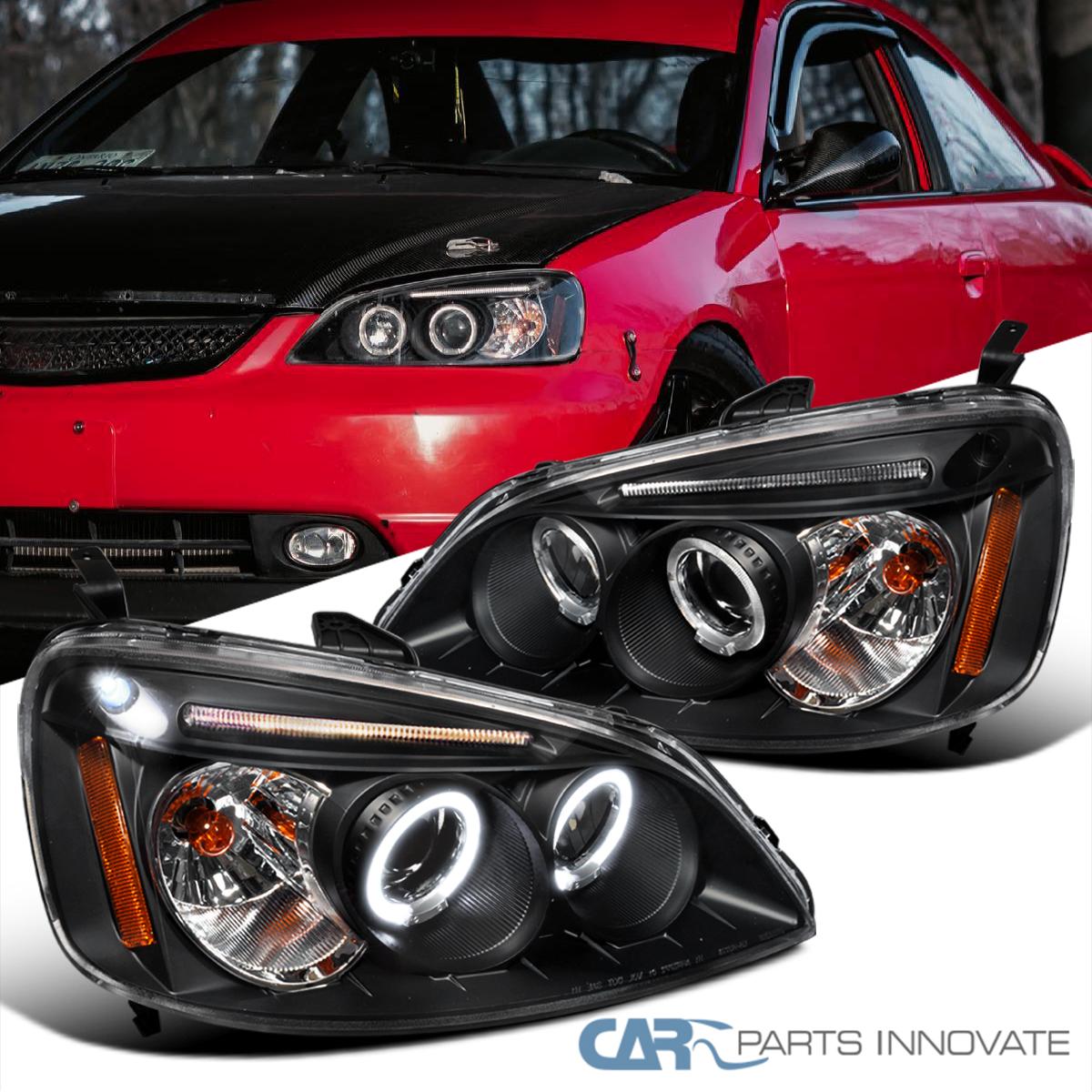 Larson Electronics 1015P9INIM4 -Chrome 100W Halogen Driver Side with Install kit 6 inch 2003 Honda Civic Coupe Post Mount Spotlight