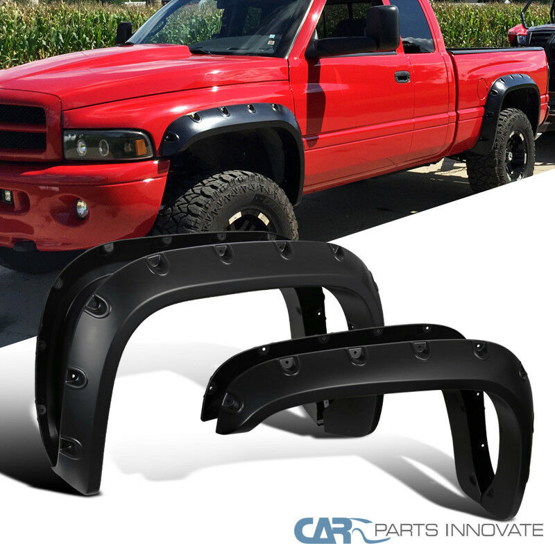 1994-2001 Dodge Ram 1500 Smooth Fender Flares